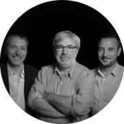 Sylvestre, François et Christophe